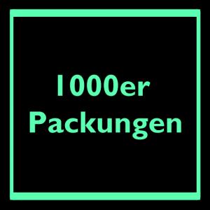 1000er Packungen Midi