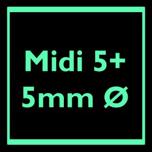 Midi - Bügelperlen