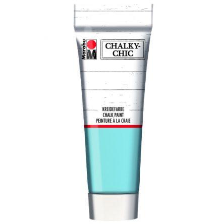 Chalky-Chic Lichtblau