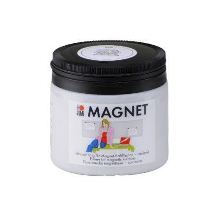 Magnetfarbe Grau