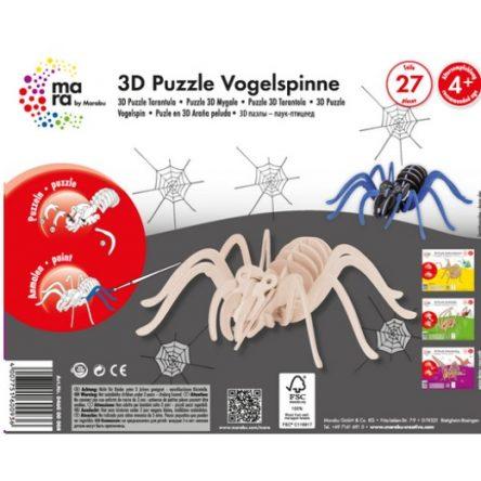 3D Puzzle Vogelspinne – Solange der Vorrat reicht!