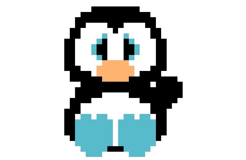 Diy Perler Beads Xmas Angel And Penguin Bugelperlen 5