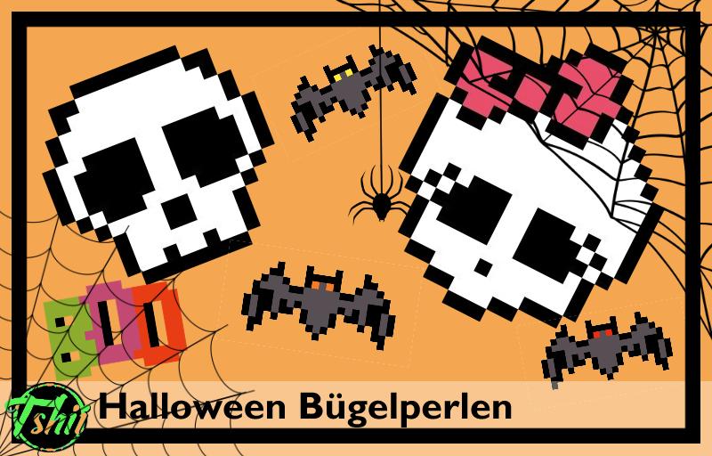 Halloween Pixel-Time!